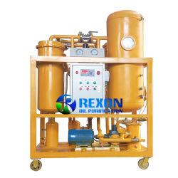 Purificador de óleo da turbina de vácuo da máquina para o tratamento de Filtragem de Óleo Usado