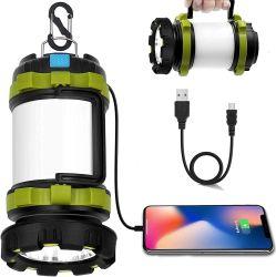 High Capacity Power Bank - beste lantaarn zaklamp voor Camping