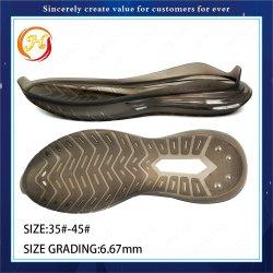 حذاء نعل خارجي من خلات فينيل الإيثيلين (EVA) المصنوع من المورّد مواد EVA الإسفنجية البولي يورثان الوحيد
