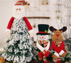 Рождественские украшения оружия в верхней части дерева вино крышку расширительного бачка