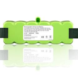 Alternativa a la nueva para Irobot 14,4V Batería de barredora aspiradora Roomba Ni-MH500