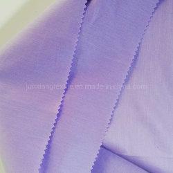 Katoenen Polyester Spandex CVC de Elastische Stof van het Overhemd van de Manier van de Stof van de Kracht