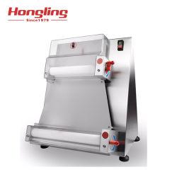 Masa para pizza profesional de la máquina de prensa QS-15 rodillo de masa para pizza