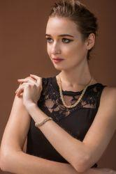 ファッションヒップホップクラシックキューバンリンクチェーンキュービックジルコニアマイアミ キューバリンクチョッカーネックレス / ブレスレット(男性女性用