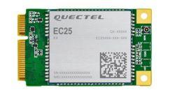 Ce25-J Módulo Minipcie Optimizado especialmente para el M2m y las aplicaciones de Iot, y ofrece 150Mbps de bajada y 50Mbps Velocidades de datos de enlace ascendente