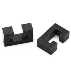 Materiales magnéticos suave Horseshoe FeSi Non-Oriented aleación B50A400 de laminación de acero al silicio de imán Industrial