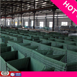 Real Factory Galvanized Hesco Barrier for Protection(XM-1118)