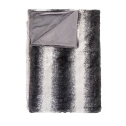 高品質の印刷のどのウサギの毛皮は毛布を投げる