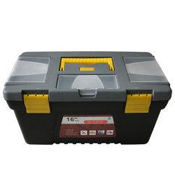 Kit de herramientas de mano general de hogares con plástico Caja de herramientas Caja de almacenamiento.