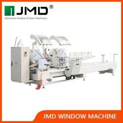ماكينة قطع الأبواب بالنوافذ المصنوعة من الألومنيوم JMD/الصين ماكينة قطع الألومنيوم مع SGS، BV/Factory Direct Sales Window Door Machine
