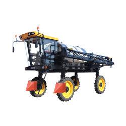 Produtos agrícolas Autopropulsores Trator Bean de Quinta Roda de Alimentação Agricultura Pesticidas pulverizador com barra