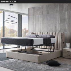Фошань заводе Италии Дизайн двойной размер главного дома мебель с одной спальней с окно системы хранения данных