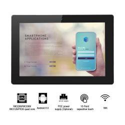 На заводе 10,1-дюймовый настенный монтаж Poe Android планшетный компьютер для домашней автоматизации