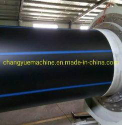 Водоснабжения большого диаметра HDPE трубы производственной линии 20-1200 мм