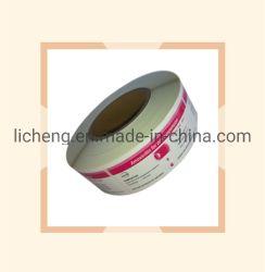 Etiqueta adhesiva personalizada Etiqueta para botella de spray Oral de alta calidad
