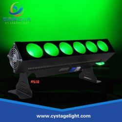 LED Wall Washer 6X25W RGBWA 5in1 LED Stage Bar Light
