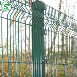 Nylofor 3V la malla de alambre plegable Panel jardín cerca de carretera