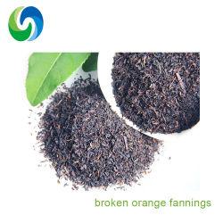 Стандарт ЕС органических похудение черный чай Fannings китайского чая