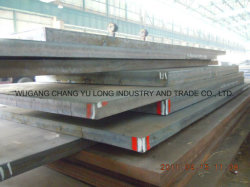 La structure du bâtiment de la plaque en acier Q235 Q345 A36 SN400 275 355 450 SN490