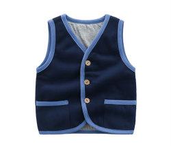 De pasgeboren Katoenen van de Baby Warme Unisex-Zuigeling van Vesten aan Peuter Opgevuld Vest