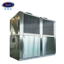 Kaydeli 30HP Ce matériel de réfrigération à basse température en acier inoxydable refroidi par air Chiller industrielle
