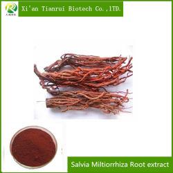 Alimentation d'usine de 100% naturel extrait de racine de la Salvia miltiorrhiza /Anshinone IIA 5%-98%