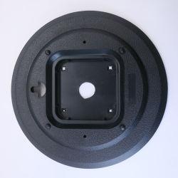 Plástico de 160 mm tapa reloj reloj de cuarzo caso