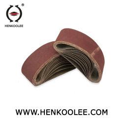 50mm x 2000mm Endlesss Schmirgelleinen-Riemen für das Befestigungsteil-Reiben