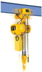 Crochet de suspension de 10 tonnes palan électrique à chaîne avec chariot