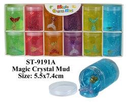 Friendly Magic Crystal color barro Novedad Juguetes