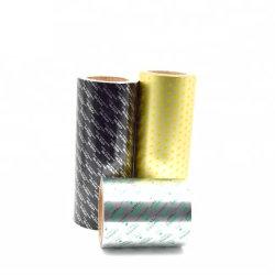 L'estampage à chaud en aluminium Gold une feuille métallique pour AMD360A/B/C de l'imprimante Feuille d'or