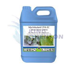 2019 Hot venda rápida entrega Miclobutanil 25% CE 95% Tc fungicida