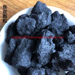 Le coke de fonderie, disque, du coke de charbon à coke 80-120mm