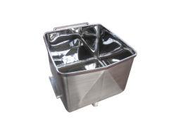 Pet Food Bin Pet Food Storage Bin Bin alimentaire en acier inoxydable