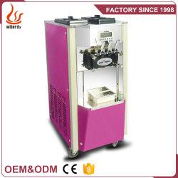 Machine van het Roomijs van Wiberda de Zachte Automatische met Goedgekeurd Ce