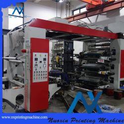 Stampatrice flessografica del pacchetto flessibile di 6 colori