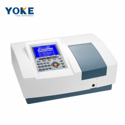 V1800/UV 1800/UV1801/UV1801s Lab УФ-Vis спектрофотометр щитка приборов по результатам анализа воды с низкой цене