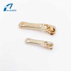 Accessori decorativi del sacchetto della chiusura lampo del tenditore del metallo di alta qualità della fabbrica della Cina