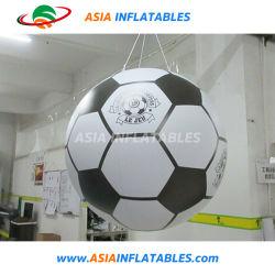 Надувные большие футбольные круглая насадка для взбивания Круглая насадка для взбивания гелия футбола, реклама футбольный мяч