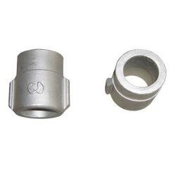 Lo zinco personalizzato unisce in lega le rotelle forgiate parte di Casted del pezzo fuso di alluminio di Zamak che lanciano la centrifuga del pezzo fuso del metallo delle lingottiere del peltro di Froged del metallo dei guanti