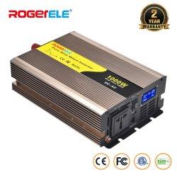 1000W 12V/24V/48В постоянного тока к источнику переменного тока 110 В/120 В/220 В Чистая синусоида Car инвертирующий усилитель мощности