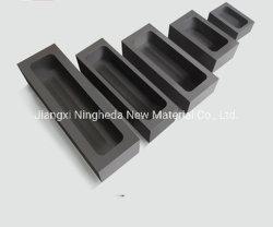 Serbatoio olio grafite corpo in grafite stampo per oro argento Platinum Bar