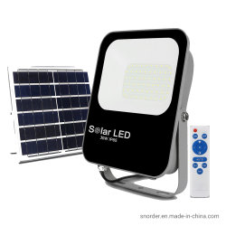 옥외 방수 태양 강화된 위원회 LED 플러드 60watt 순수한 백색 6000K 조명기