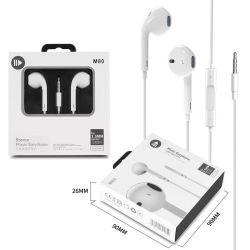 Stereo Music Mobile Earphone Top Sounds 3,5-Klinkensteckerin Ohrhörer für iPhone5/6/6s