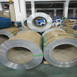Rol van het Roestvrij staal van de Film van pvc AISI 304/430/201 van het metaal de Materiële 2b