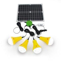 نظام الطاقة الشمسية الجديد نظام الإضاءة الذكية بالطاقة الشمسية Yituo4 مصدر طاقة محمول