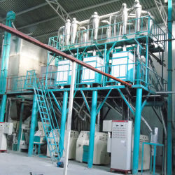 Professionele fabrikant Levering Maismeel fabriek Milling machine