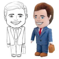 CE OEM ODM hecho personalizado ASTM juguete de peluche Peluche hacer su propio juguete de peluche para niños Regalos de empresa y las parejas Doll