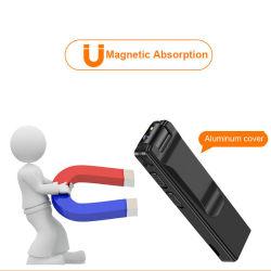 Mini digitale camera HD zaklamp Micro Cam Magnetic Body camera Camcorder voor het opnemen van momentopnamen met bewegingsdetectie