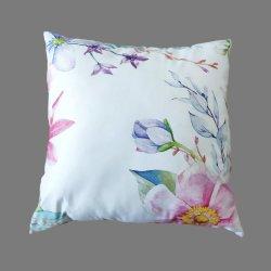 Цифровой Печати фаршированные роскошные мягкие подушки спинки сиденья